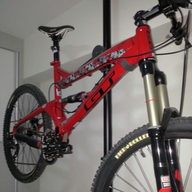 Gt Force 3 0 All Mountain Bike Sports On Carousell