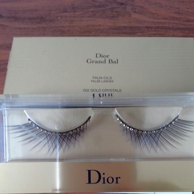 Limited Edition Dior Faux Eyelash Health Beauty On Carousell