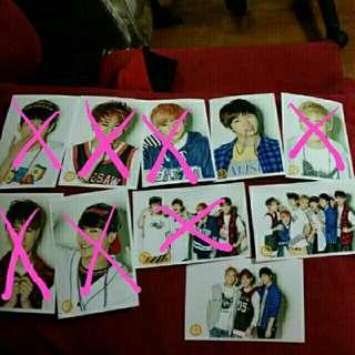 Got7 Pure Season 2 Photocard( Official)