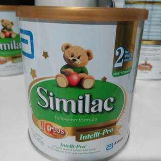BN Similac Stage 2 Formula Milk - 3 Tins (400g) Pack To Let Go