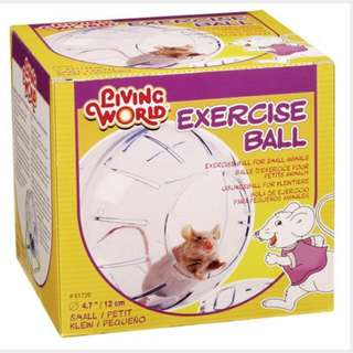 Brand New Hamster Exercise Ball with Stand