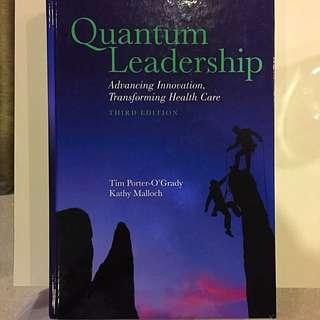 Quantum Leadership: Advancing Innovation, Transforming Healthcare