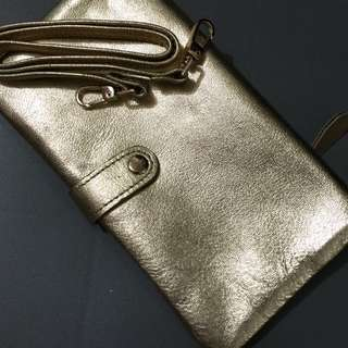 gold purse (New)