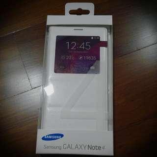 Original Samsung Note 4 S-View Cover