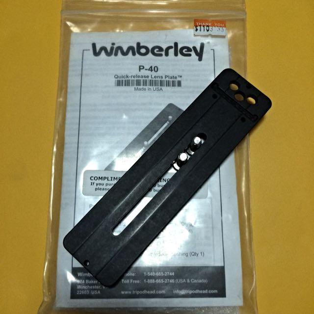 Wimberley p 40