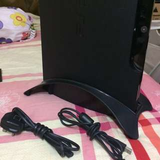 Jailbroken PS3 With Stand(320 GB)