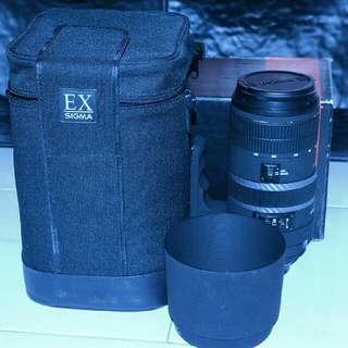 Sigma 80-400mm F4.5-5.6 Apo OS Nikon Mount