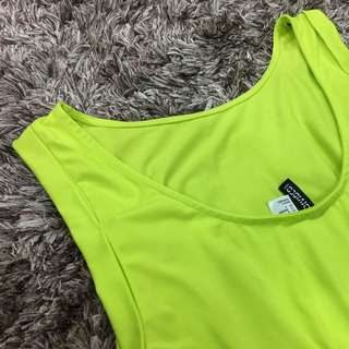 Authentic H&M Neon Dress