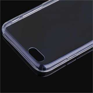 0.3mm Ultra Slim Thin Clear Crystal Case Cover Skin Soft TPU for Apple iPhone 6 Plus
