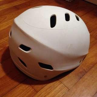 No Brand White Biking/Skateboarding Helmet