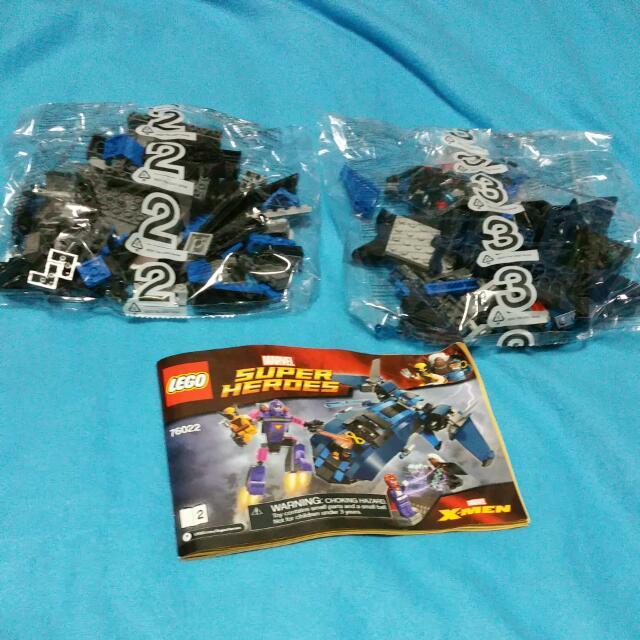 (Reserved) Lego Blackbird From Lego 76022
