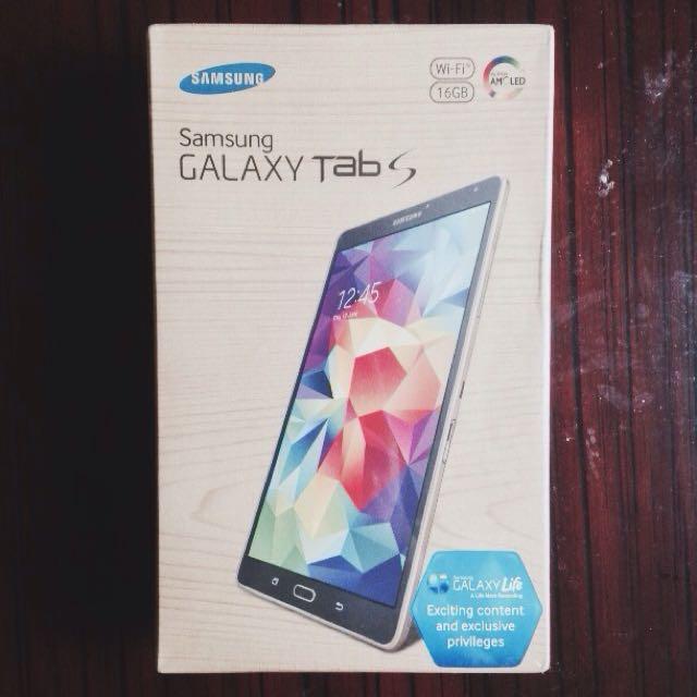 Samsung Galaxy Tab S (16 GB)