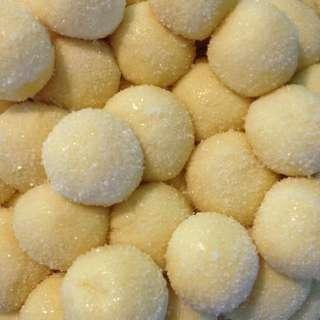 Homemade Pastillas (50 Pcs)