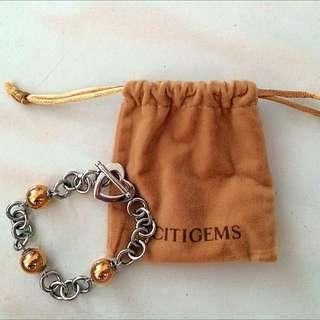 BN Citigems Bracelet In Silver!!!