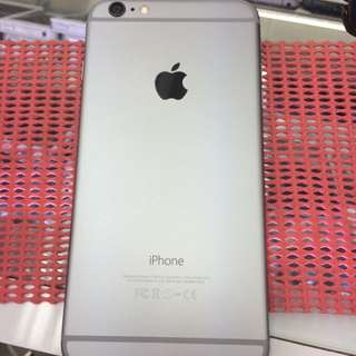 iPhone 6 Plus 128gb Grey Used