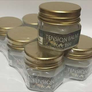 Spa Tension Balm - Muscle Pain relief, itch, Aches