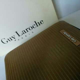 Preloved Authentic Guy Laroche Wallet (For Him/Her)