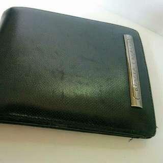 Preloved Pierre Cardin Black (Unique Shine Leather)