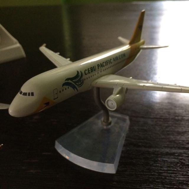Cebu pacific Model Airplane