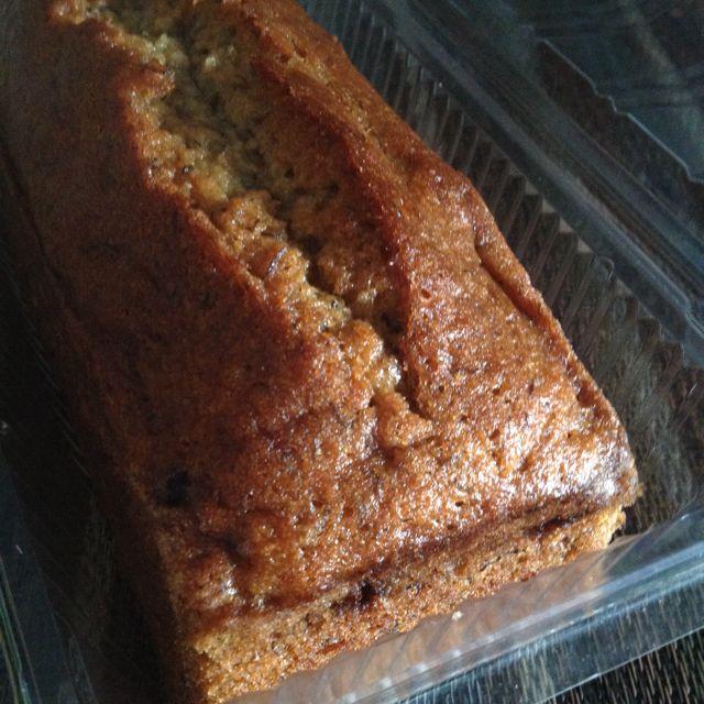 Chocobanana loaf