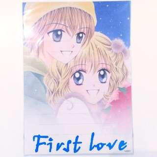 Shueisha Ribon Comic Manga Artist Yoshizumi Wataru Marmalade Boy We Are Mint Mint Na Bokura Letter Pads Note Pads Memo Cards