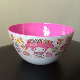 My Melody Bowl *Price Reduced*