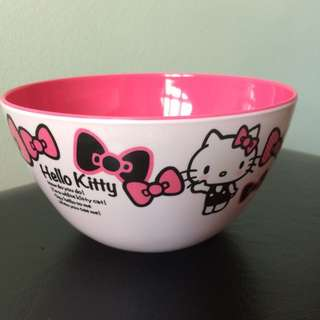 Hello Kitty Bowl *Price Reduced*