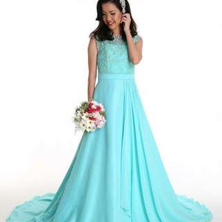 Tiffany Evening Gown