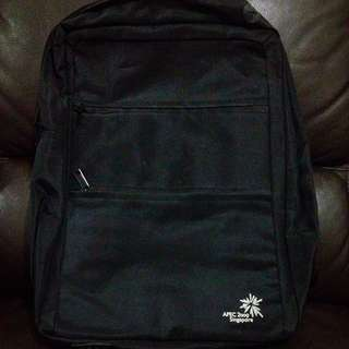 Collectible Brand New Laptop Back Pack (APEC 2009 Singapore)