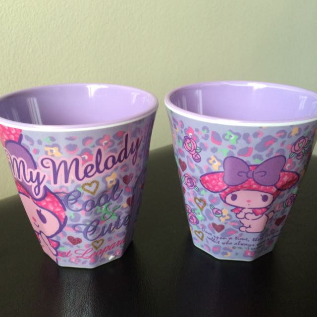 My Melody Cup *Price Reduced*