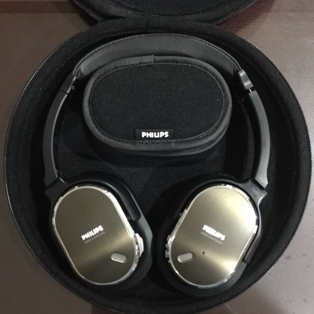 Philips noise-cancelling Headset SHN 9500