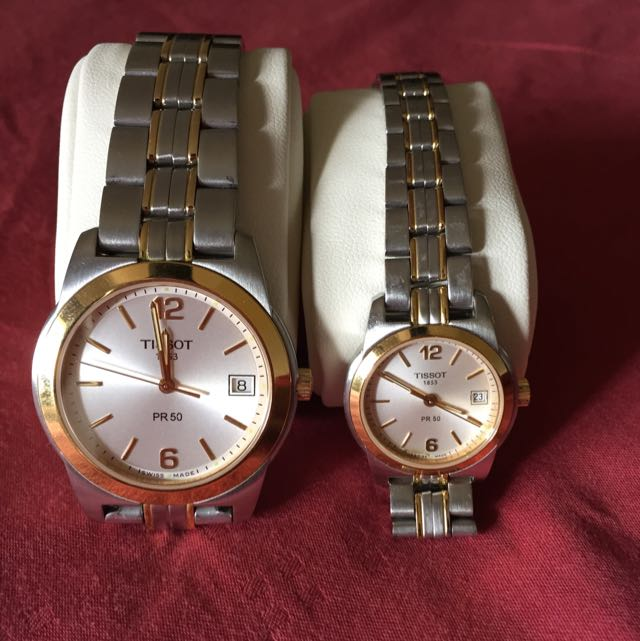 Tissot Watches His And Hers