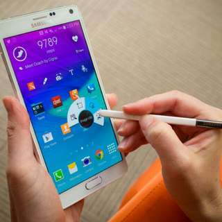 samsung note 4 WHITE with Local sg warrenty valid for 1 year not yet register have invoice have reciept upon agreement for fast deal as pls contact me. selling @ 788  interested buyer can pm me thank you