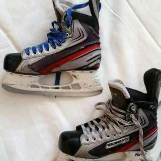 Bauer Vapor X3.0 Size 7D Hockey Skates