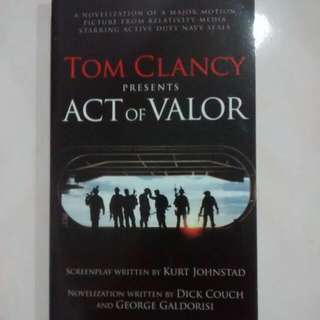 Tom Clancy Act Of Valor