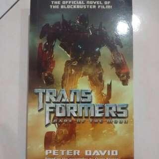 Peter David Transformers Dark Of The Moon
