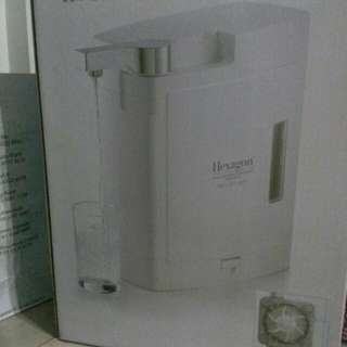 Hydrogen Water Filtration System