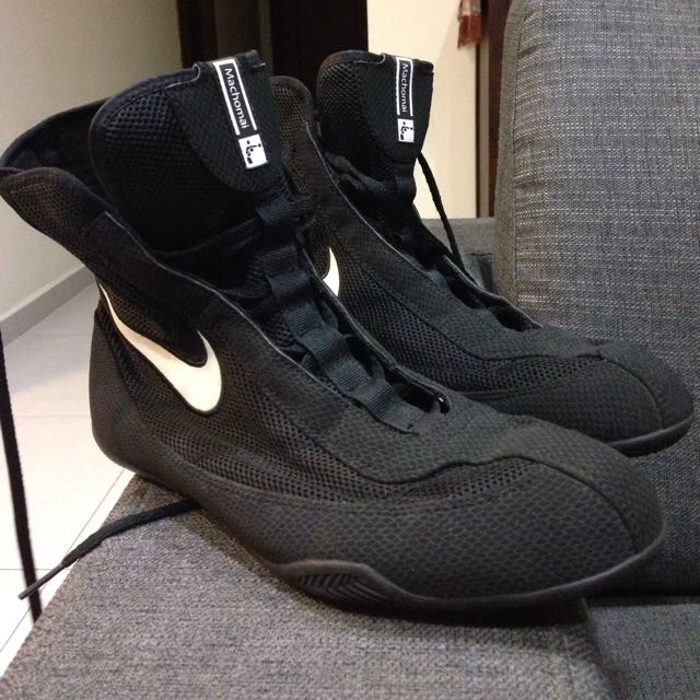 Nike High Boxing Machomai Cut Shoes 4Rj5LA