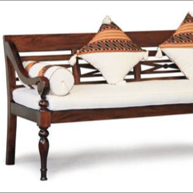 Teak daybed singapore sofa bed chaise lounge low price for Chaise lounge black friday sale