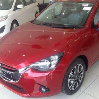 2015 Mazda2 1.5 CBU
