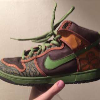 Nike Dunk High De La Soul (Limited Edition)