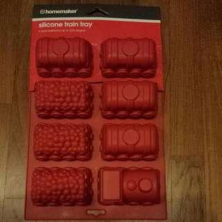 2D/3D HomeMaker Silicon Baking Trays (Australian brand)