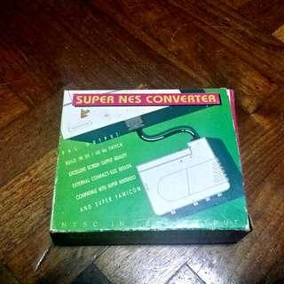 Super NES Converter
