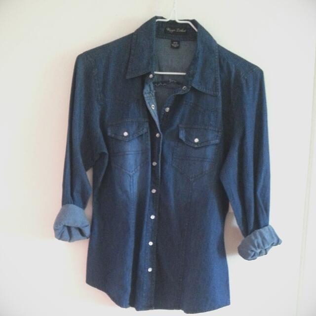 Chambray/Denim Shirt