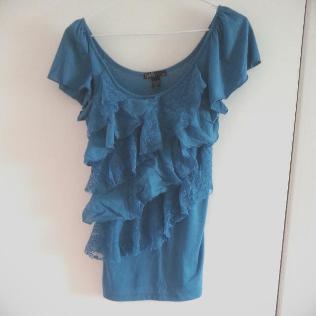 Frilly Girly Tshirt