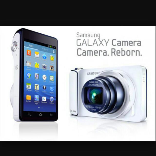 Samsung Smart Camera WiFi +,3g