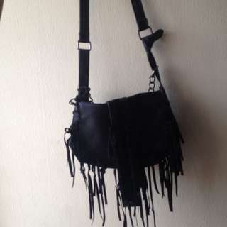 Fringe Cross body Bag