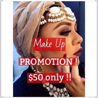 Make Promo For Febuary!!!