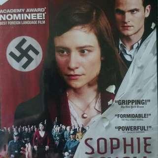 Sophie Scholl Dvd