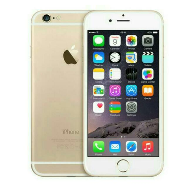 Iphone 6+ , 128 Gb, Gold